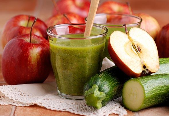 Shapeline - Apfel-Zucchini-Lunch