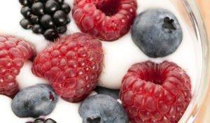 Früchteeis Shake