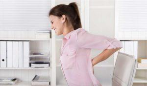 BodyShapen gegen Rückenschmerzen
