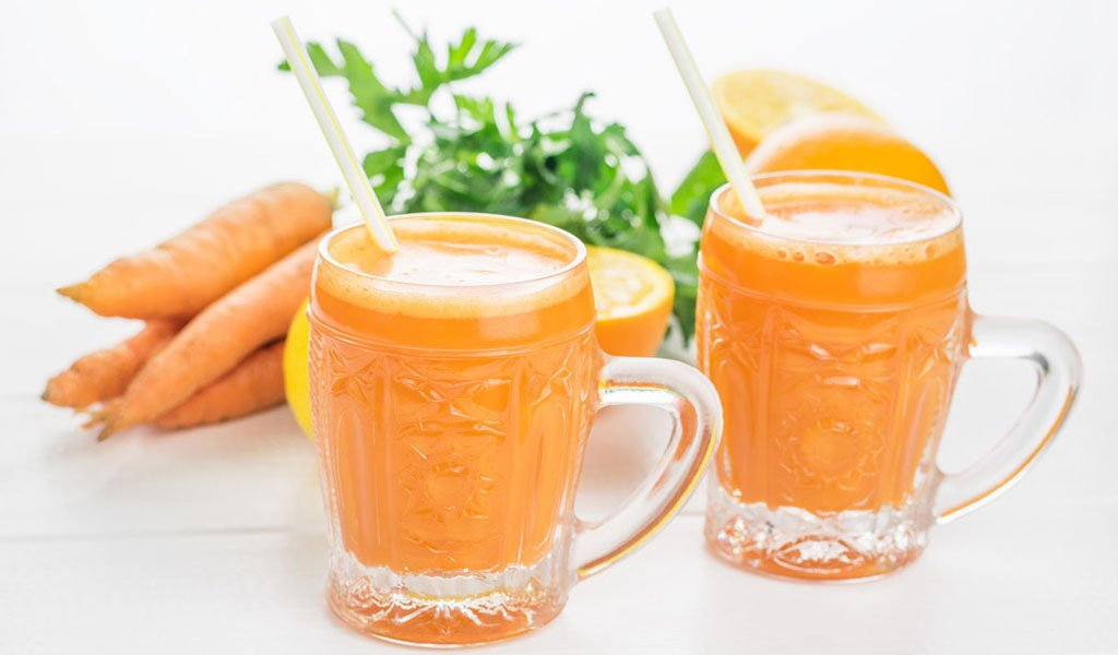 Karotten-Shake