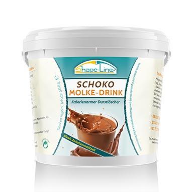 Schoko Molke Drink