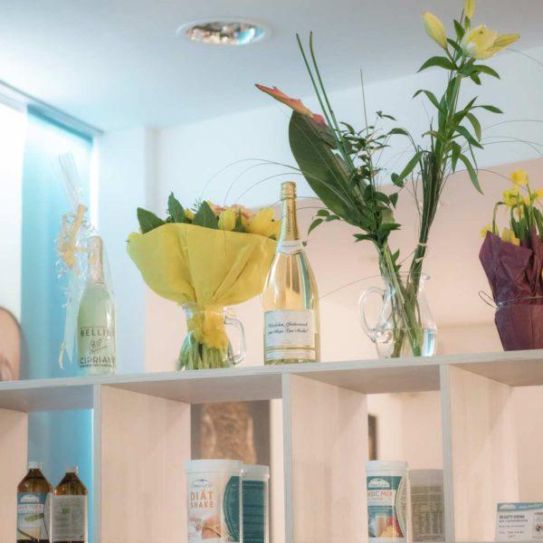 Das neue Shape-Line Studio Liesing bietet ein modernes Design in entspannter Atmosphäre.