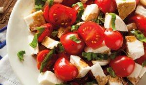 Caprese Salat von Shape-Line