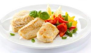 Keto-Sesam Fisch - ein Rezept von Shape-Line