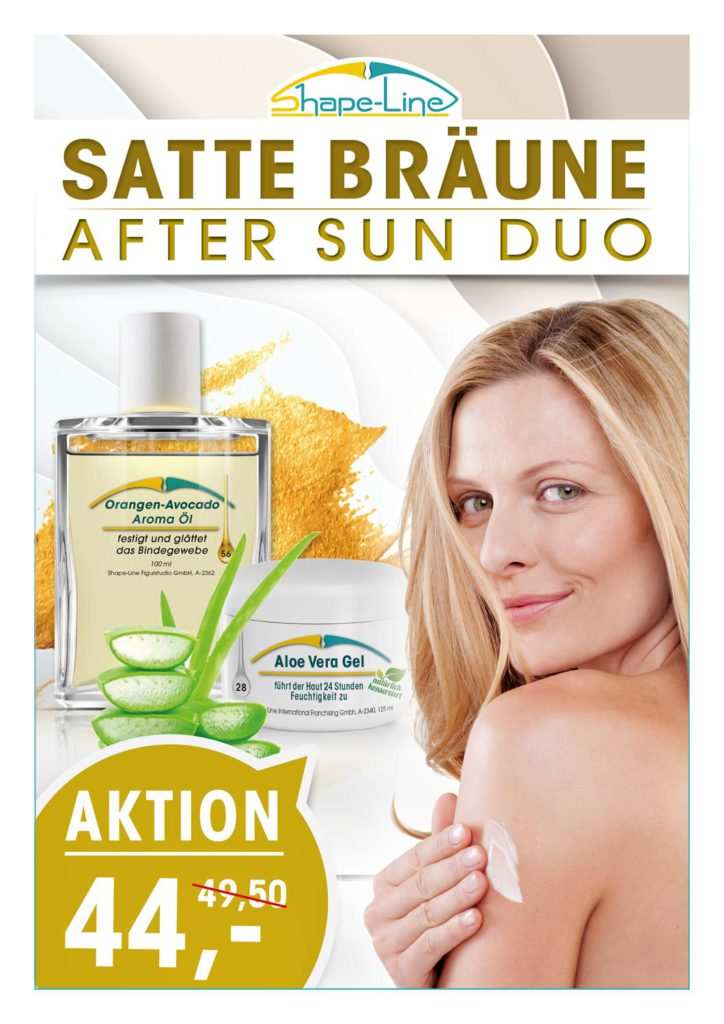 After Sun Pflege