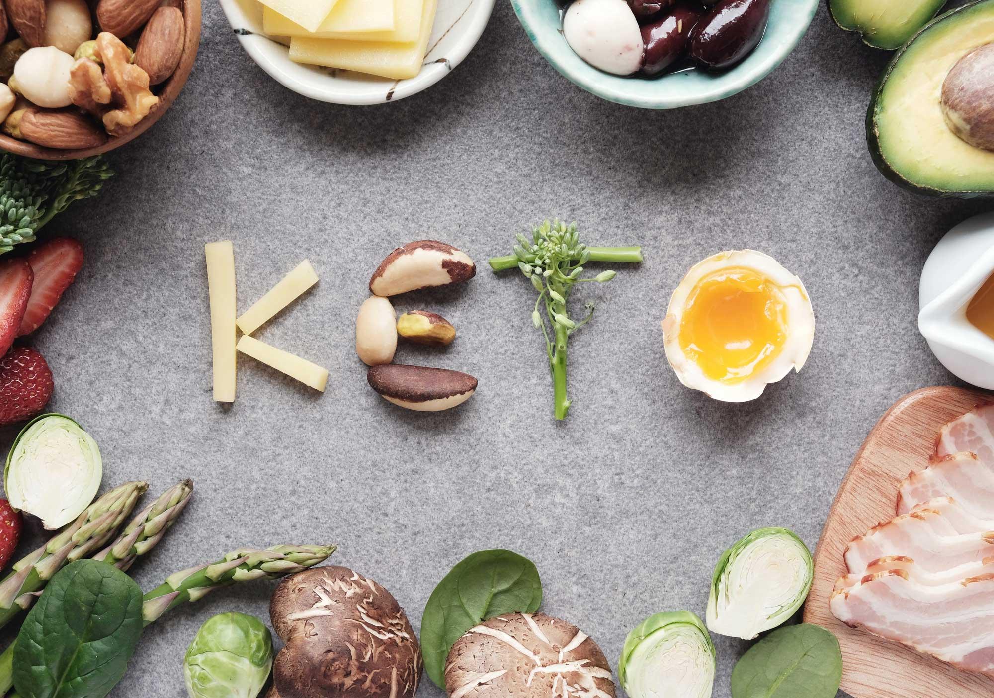 Ketoglyx Ernährung