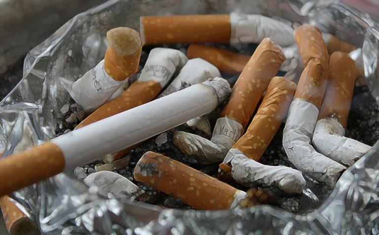 cigarettes, ash, tilt