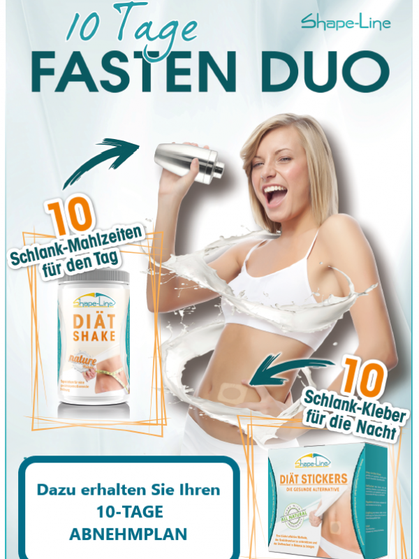 10 Tage Fasten Duo
